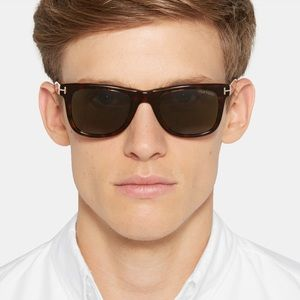 b5b905756cd Tom Ford Accessories - Tom Ford Andrew polarized sunglasses